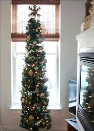 Pre Lit Pencil Cashmere Christmas Tree by Slimline Christmas Trees 6ft U2013 Suipai Me