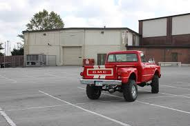 Red, White, And Ready: Jim Paxton's 1969 GMC K1500 1969 Gmc Pickup Information And Photos Momentcar A Love Of Mopars Pickups Were The Insipration For This Build Brigadier Stock Tsalvage1226gmdd852 Tpi Ck 1500 Sale Near Staunton Illinois 62088 Classics 2500 Super Custom Speed Monkey Cars Sale Classiccarscom Cc1022339 691970 Chevy Grille Inner Insert 4jpg Steve Mcqueens Chevrolet C10 First Gm Fac Hemmings Daily 1980 Truck
