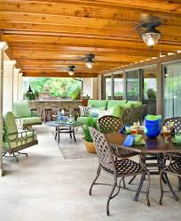 covered outdoor patio patio traditional with metal patio furniture
