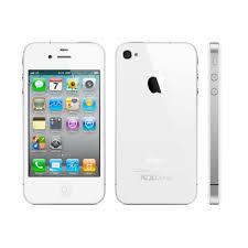Apple iPhone 4s 64GB White Sprint A1387 CDMA GSM