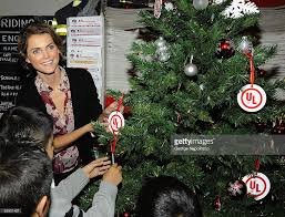 Mythbusters Christmas Tree Fire by Keri Russell Holds A Press Conference For The