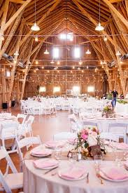 Pink And Gold Barn Wedding Ideas