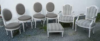relooking fauteuil louis xv salon louis xvi evin décor