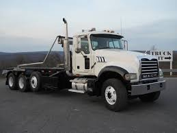 100 Roll Off Trucks 2007 Mack Ctp713 Rolloff Truck For Sale