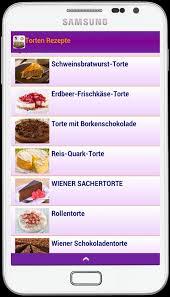 torten rezepte for android apk