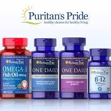 Puritan's Pride Brand Items @ Puritans Pride Extra 20% Off ...