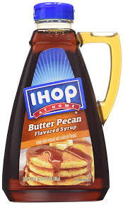 Ihop Halloween Free Pancakes 2014 by Amazon Com Ihop At Home Butter Pecan Flavored Syrup 24 Oz