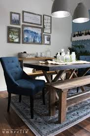 Rustic Dining Room Images by Rustic Dining Room Update The Summery Umbrella