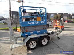 Genie GS 1932 Scissor Lift Trailer Packages Across Melbourne Victoria Forklift Truck Traing Aessment Licensing Eoslift 3300 Lbs 15d Scissor Lift Pallet Trucki15d The Home Depot Genie Gs 1932 Trailer Packages Across Melbourne Victoria Repair Repairs Dot Hydraulic Table Cart 660 Lb Tf30 Mounted Man Ndan Gse Custers Vehiclemounted Scissor Lift 1989 Chevrolet Chevy Gmc C60 Liftbox Roofing Moving Cstruction Transport Services Heavy Haulers 800 9086206 800kg Double Truck Maximum Height 14m