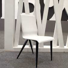 Buy Exxo Modern White And Black Dining Chair- All World Furniture White Fniture Co Mid Century Modern Walnut Cane Ding Chairs Bross White Fabric Chair Resale Fniture Of America Livada I Cm3170whsc2pk Coastal Set 2 Leatherette Counter Height Corliving Hillsdale Bayberry Of 5791 802 4 Novo Shop Tyler Rustic Antique By Foa On 4681012 Pieces Leather In Black Brown Sydnea Acrylic Wood Finished Amazoncom Urbanmod