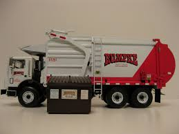 100 First Gear Garbage Truck Front Loader S