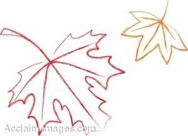 Maple Leaf clipart fall leaves 6