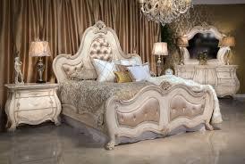 Michael Amini Aico Chateau De Lago 4 Piece Bedroom Set USA