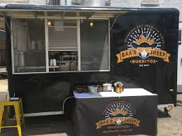 100 Food Truck Insurance Cost Event Catering Baad Sheep Burritos