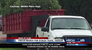 Wichita Police Searching For Stolen Truck, Trailer Chevrolet Truck Salvage Parts Best Resource Home Summit Sales Berry Material Handling Warehouse Forklift Kansas Yale Used Tradewind Industries Dump Truck Rear End Item Dd0043 Sol 2019 Freightliner 122sd Kd1123 Trucks Empire Photos Stuff Wichita Productscustomization Fleetpride Page Heavy Duty And Trailer Dodge For Sale In Ks Carbanc Auto Clark Hoist Dealer New Lift Wilwood Delivery To Bones Fab Camarillo Ca Youtube Craigslist Falls Texas Vehicles Under 800 Available
