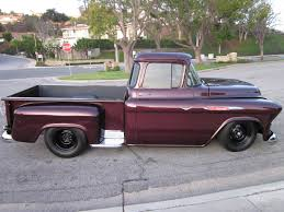 1957 Chevy Truck Big Window 454 BB W/400hp!! - Classic Chevrolet ...