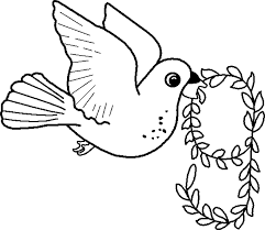 Birds In Tree Coloring Pages