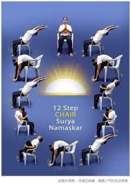 Surya Namaskar Sentado