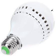 2016 high quality led e27 9w negative ion air purifying energy