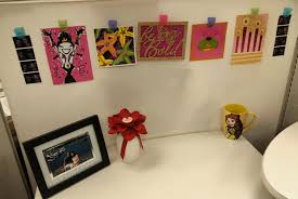 Christmas Cubicle Decorating Ideas by Awesome U0026 Appropriate Cubicle Décor