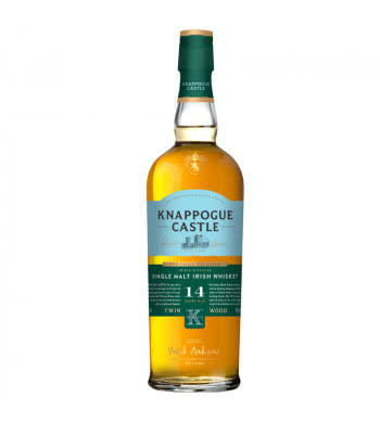 Knappogue Castle Single Malt Irish Whisky - 14year