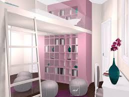 photo de chambre de fille aménagement chambre de fille mh deco