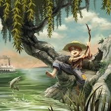 Belle Coloriage A Imprimer Tom Sawyer Imprimer Et Obtenir Une