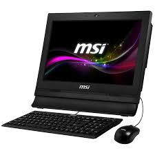 msi ordinateur de bureau msi wind top ap1622et 016xeu noir pc de bureau msi sur ldlc com