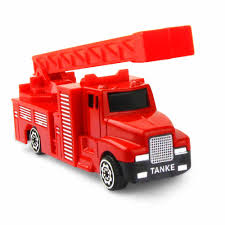 Detail Feedback Questions About 2 Pcs/lot Fire Truck Mini Vehicle ...