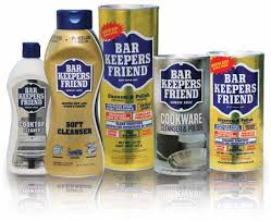 Printable Coupons and Deals – Save on Bar Keeper s Friend Cleaning