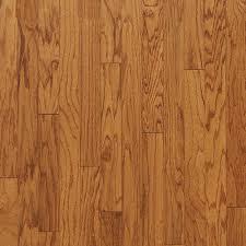 Gunstock Oak Hardwood Flooring Home Depot by Bruce Town Hall Oak Gunstock 3 8 In Thick X 3 In Wide X Random