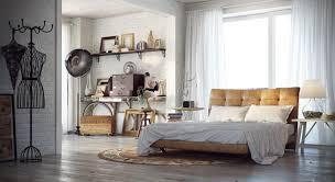 chambre style industrielle déco chambre parentale de style industriel chic