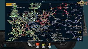 MARIO MAP 1.30 MOD -Euro Truck Simulator 2 Mods Scs Softwares Blog The Map Is Never Big Enough Maps For American Truck Simulator Download New Ats Maps Google For Drivers New Zealand Visas And Need Euro 2 Best Russian The Game Icrf Map Sukabumi By Adievergreen1976 Ets Mods Api Routing Route App Best Europe Africa Map Multimod 55 Of Hawaii Save 100 38 Lvl 9 Garage Mod Mod Dlc Sim Couldnt Find One So I Pieced Cities In Nevada And California Usa Offroad Alaska V13 Mods Truck Simulator