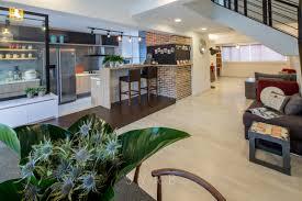 100 Maisonette Interior Design SYRB Portfolio HDB Tampines