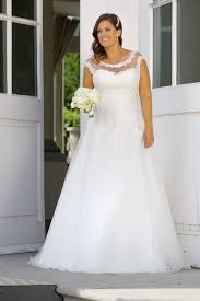 plussize wedding dresses new collection ladybird gowns