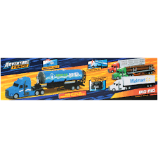 Adventure Force BIG RIG Water Truck - Walmart.com Peterbilt Truck With Flatbed Trailer And 2 Farm Tractors Diecast The First Two Hess Toy Minis For 2018 Have Been Revealed Rmz City Diecast 164 Man Oil Tanker End 372019 427 Pm Buy Fire Brigade Online In India Kheliya Toys Siku 1331 Scania Milk Shop Toys Instore Online Bruder Mack Granite Vehicle Bta02827 Adventure Force Big Rig Water Walmartcom 1911 Ladder Taylor Made Trucks Hersheys 3dome Tank Car Ex Tgs Fuel Kg Electronic Intertional Model Pullback Action 1950s Buddy L Texaco For Sale Antiquescom Classifieds