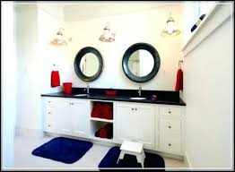 Nautical Bathroom Decor Shower Curtains Diy