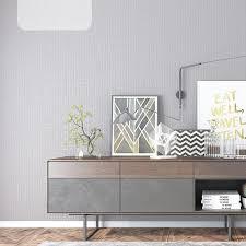 großhandel hochwertige nordic feste farbe grau weiße wand papier wohnzimmer schlafzimmer bekleidungsgeschäft leinen japanischen stil hellgrau tapete