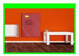 discount dekoglas glas magnettafel einfarbig rot fmk 09 030