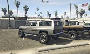 100 Gta 4 Trucks RancherXL Lifted GTA IV Style GTA5Modscom