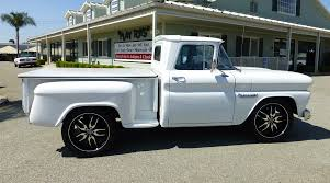 100 1960 Chevy Truck Chevrolet C10 Stepside Short Bed Pick Up