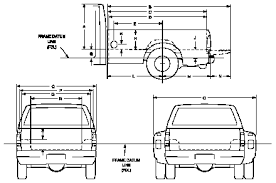 Nissan Frontier Bed Dimensions by Regular Truck Bed Length U2013 Atamu
