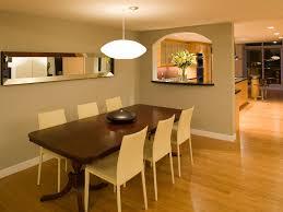 Bamboo Flooring Dining Room