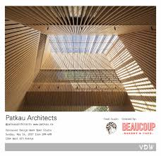 100 Patkau Architects On Twitter Looking Forward To Vancouver Design