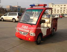 China Small Mini Kids Playing Electric Fire Truck (RSD-T11) Photos ...