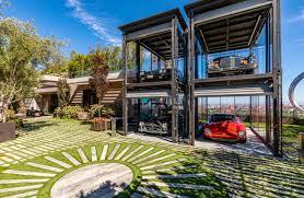 100 Million Dollar House Floor Plans Star LA Mansion Builder Lists Estate For 88