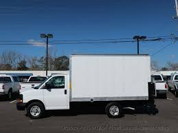 100 12 Foot Box Truck 2014 Used Chevrolet G3500 Express With