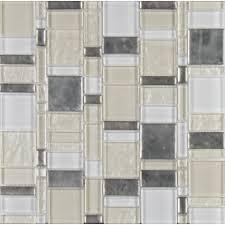 ms international chantilly stax 12 in x 12 in x 8 mm glass mesh