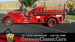 100 Classic Truck Central 1935 Fire Gateway Cars St Louis 6573