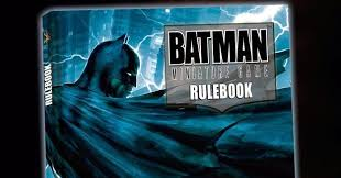 Batman Un Long Halloween Pdf by Gmorts Chaotica Batman Miniatures Game New Rulebook